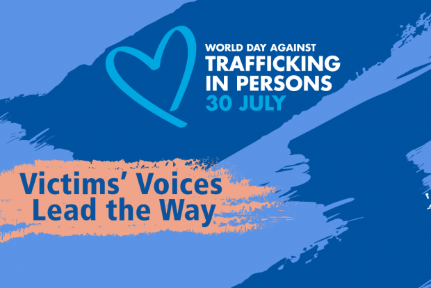 July 30th - World Day Against Trafficking in Persons